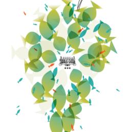 // Bodegas Terras Gauda Weissweine Spanien | Wettbewerb Plakatgestaltung